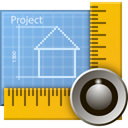 Projection, Design, Draft, plan, scheme, project, Blueprint, Engineer SkyBlue icon