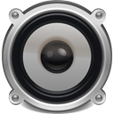 volume, speaker DarkGray icon