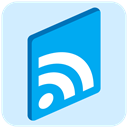 feed, Rss Lavender icon