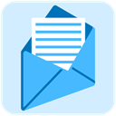 mail Lavender icon