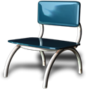 Chair DarkSlateGray icon