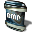Bmp, File Black icon