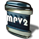 mpv2, File Black icon