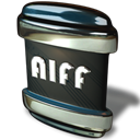 Aiff, File DarkSlateGray icon