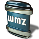 wmz, File Black icon