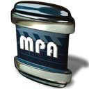 mpa, File Black icon