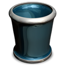 recycle, Empty, Bin DarkSlateGray icon