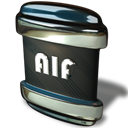 File, Aif DarkSlateGray icon