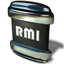 File, rmi DarkSlateGray icon