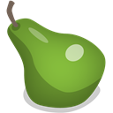 pear OliveDrab icon