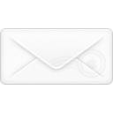envelope, Closed WhiteSmoke icon