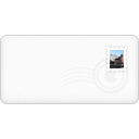 Stamp, envelope Icon