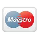 card, maeastro, credit Black icon