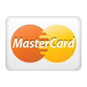 master card, Credit card, payment Black icon