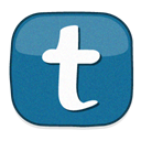 Tumblr Teal icon