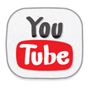 youtube Black icon
