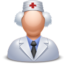 doctor Black icon