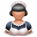 Maid Black icon