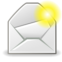 mail, Message, new Gainsboro icon