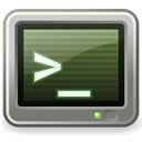 Utilities, terminal Gray icon