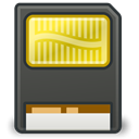 media, Flash DarkSlateGray icon