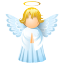 immortal, soul, Angel, religious, love, romantic, valentine, wing, wings, valentine's day Black icon
