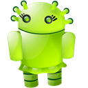 automatic machine, machine gun, automaton, Automatic, Girl, machine, robot, Android Black icon