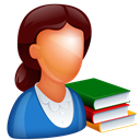 Library, education, librarian, Girl, Female, sexy, phd, study, teach, prepod, Professor, woman, Books, lady, student, doctor, school, teacher Black icon
