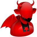 fire, evil, god, Devil, hell, red, problem Red icon