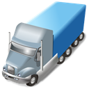 Lorry, commercial vehicle, automobile wagon, Trailer, motor, truck, Caravan, hindcarriage, autotruck, beer chaser, Shadow Black icon