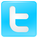 tweet, social media, button, bird, Social, Logo, twitter DeepSkyBlue icon