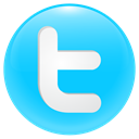 button, bird, Logo, tweet, social media, round, twitter, Social DeepSkyBlue icon
