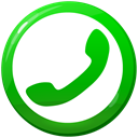 telephone, phone number, numbers, Call, phone, number, talk, Contact Green icon