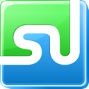 Logo, stumble, square, Stumbleupon, Social, social media DodgerBlue icon