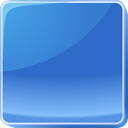 Blue, button, Dark RoyalBlue icon