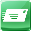 internet, feed, mail, Message, E, send, post, sending, Email, e-mail, network, Letter MediumSeaGreen icon