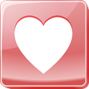 love, valentine's day, Like, Favorites, bookmark, star, Favorite, Heart, off LightPink icon