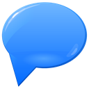 speech, about, Bubble, Chat, light, Info, bulb, Message, Comment, Information, hint, talk, tip, Comments, Idea DodgerBlue icon