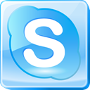 telephone, Chat, Call, speech, talk, Messenger, Mobile, Message, Skype, voice, Talking LightSkyBlue icon