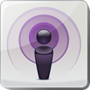 wireless, Wifi, Broadcast, radio, podcasting, podcast, broadcasting, square, network, signal Gainsboro icon