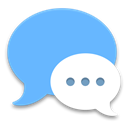 messages CornflowerBlue icon