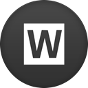 wired DarkSlateGray icon