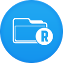 root, Explorer DodgerBlue icon