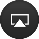 Airplay DarkSlateGray icon