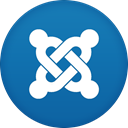 Joomla DarkCyan icon