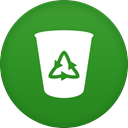 cleaner, memory ForestGreen icon