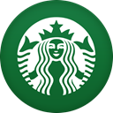 starbucks ForestGreen icon