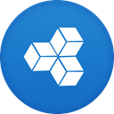 pro, suite, office RoyalBlue icon