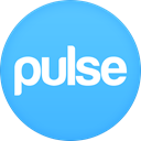 pulse CornflowerBlue icon