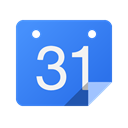 Calendar RoyalBlue icon